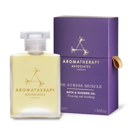 Bath & Shower Oil (De-Stress Muscle)