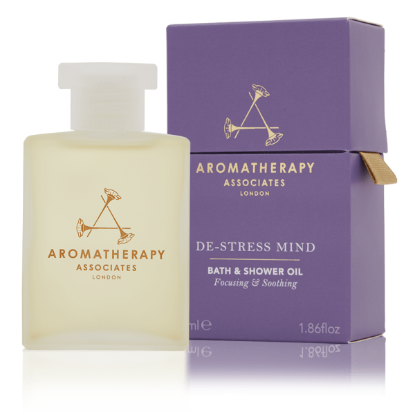 Bath & Shower Oil (De-Stress Mind) Aromatherapy Associates