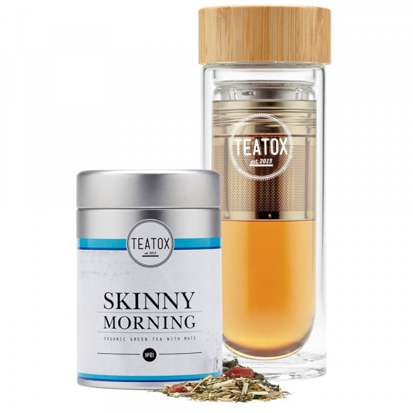 Skinny Morning To-Go Set | Teatox