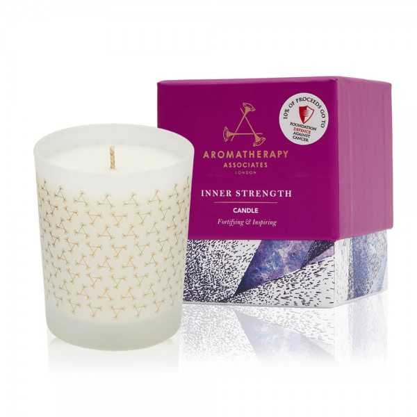 Inner Strength Candle Aromatherapy Associates