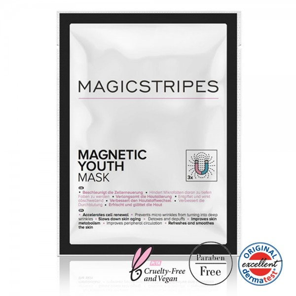 Magnetic Youth Mask - 1 Paar | Magicstripes | Look Beautiful Products