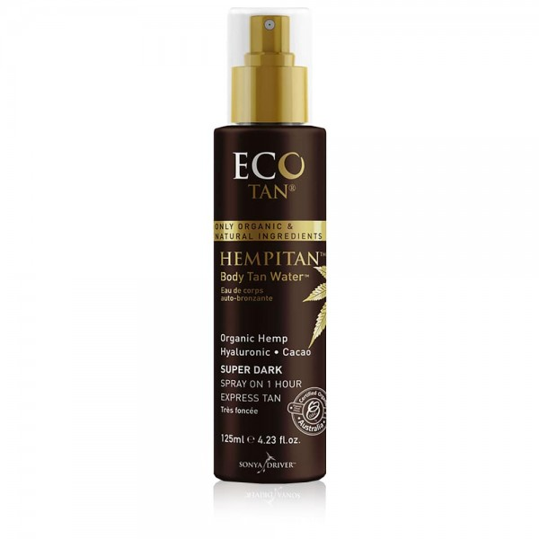 Hempitan Body Tan Water | Eco by Sonya