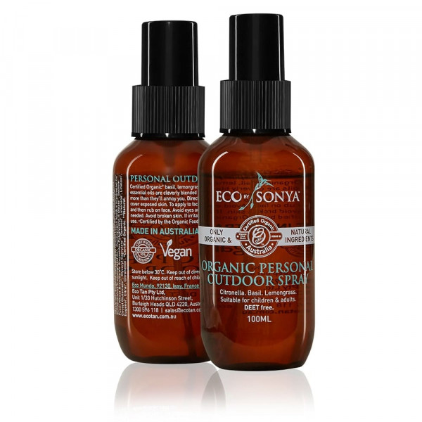 Personal Outdoor Spray |Eco by Sonya