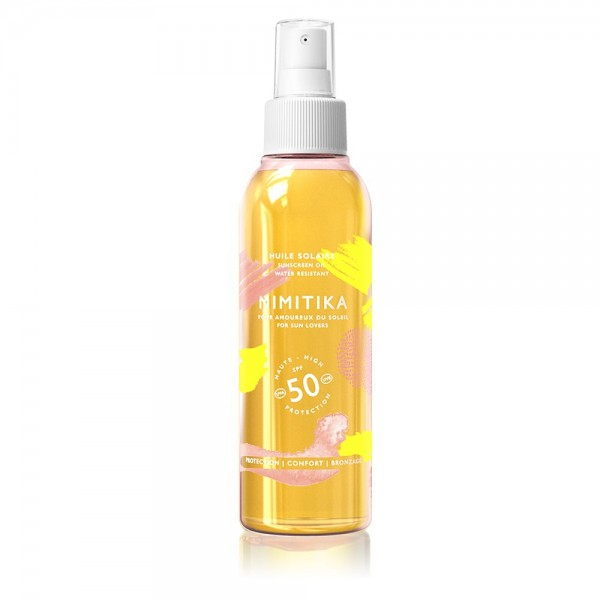 Sunscreen Oil SPF 50 | MIMITIKA