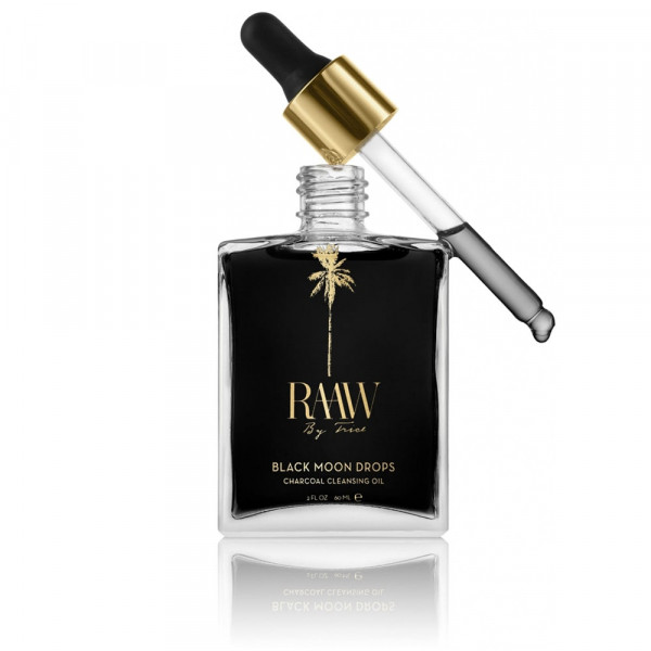 Black Moon Drops Cleansing Oil | RAAW by Trice