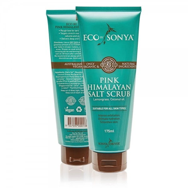Himalayan Salt Scrub Eco By Sonya