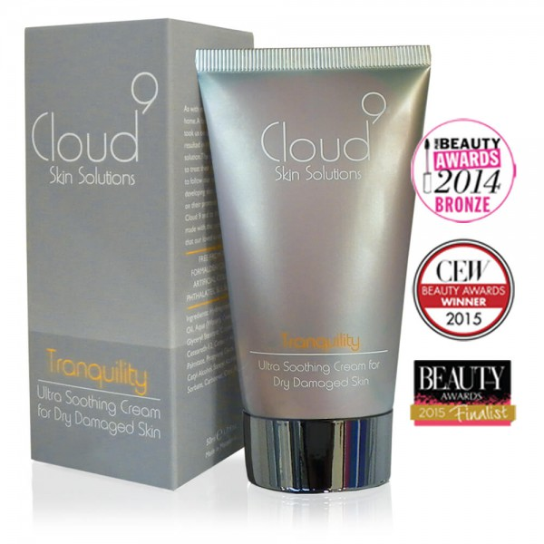 Tranquility Cloud 9 Skin Solutions