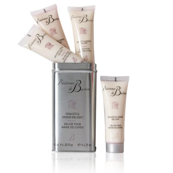 VolupThé Graceful Hands Delight |Révérence de Bastien | Look Beautiful Products