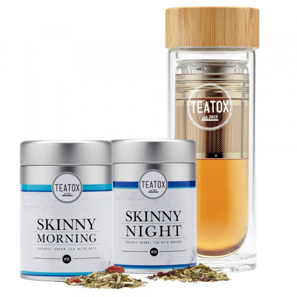 Skinny Teatox 14 Day Program To-Go Set | Teatox | Look Beautiful Products