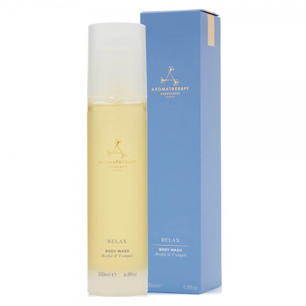 Relax Body Wash Aromatherapy Associates