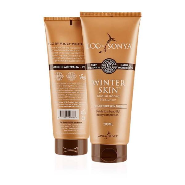 Winter Skin - Feuchtigkeitspflege   Eco by Sonya
