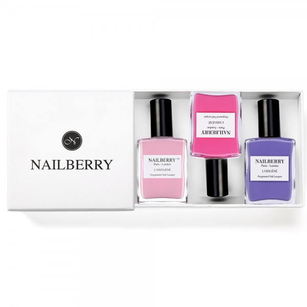 Nailberry Frühlings Trio Box