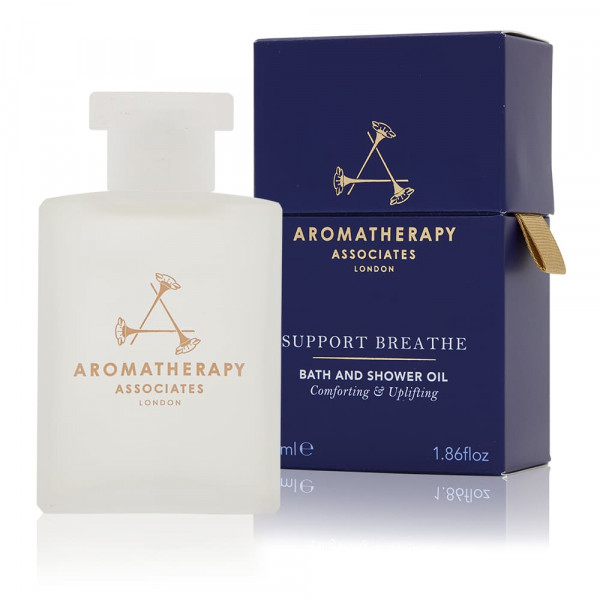 Bath & Shower Oil (Support Breathe)  | Aromatherapy Associates