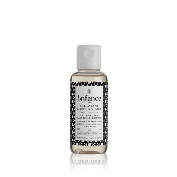 Extra Gentle Body Wash 100ml | Enfance Paris