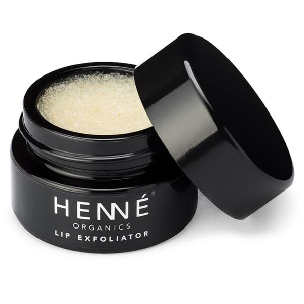 Lavender Mint Lip Exfoliator | HENNÈ Organics