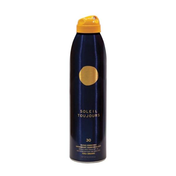 Clean Conscious Antioxidant Sunscreen Mist SPF 30 177ml