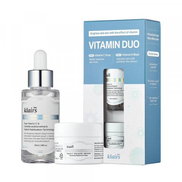 Vitamin Duo Trial Kit