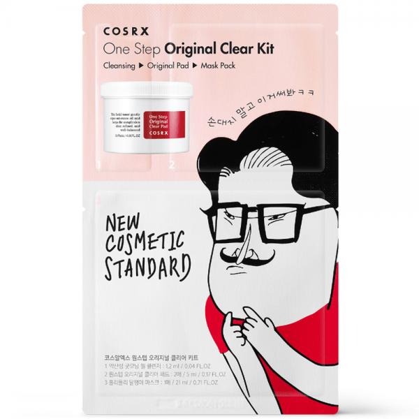 One Step Original Clear Kit