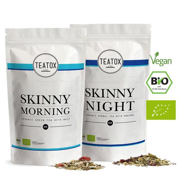 Skinny Detox 14 Tage Programm   Teatox   Look Beautiful Products