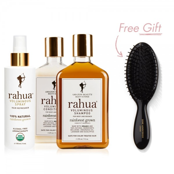 Hair Volume Trio | Rahua / Amazon Beauty | Look Beautiful Products
