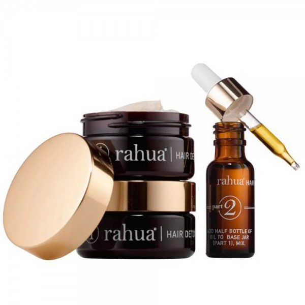 Detox and Renewal Kit Rahua Amazon Beauty