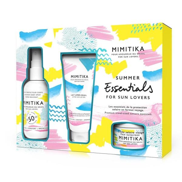 Summer Essentials Kit SPF 50 |MIMITIKA