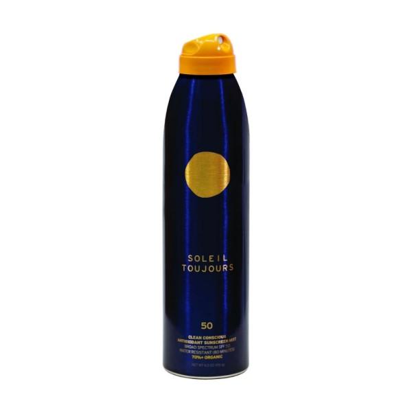 Clean Conscious Antioxidant Sunscreen Mist SPF 50 177ml