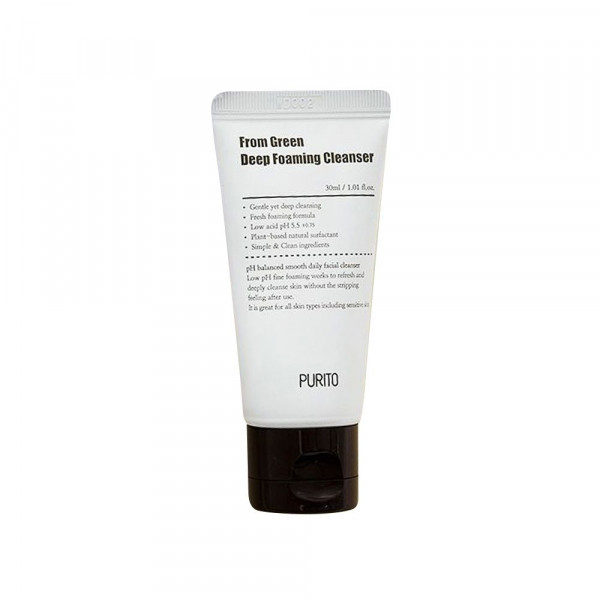 Deep Green Foaming Cleanser Travel Size