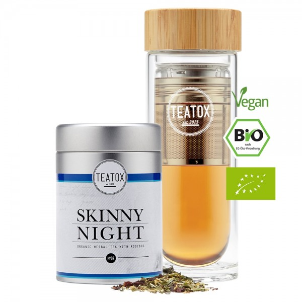 Skinny Night To-Go Set | Teatox | Look Beautiful Products