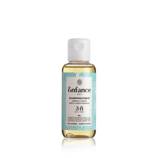 Purity Shampoo 100ml 3-8 Years