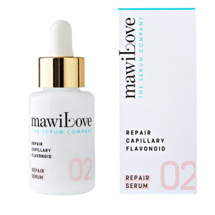 02 Capillary Flavonoid Repair Serum