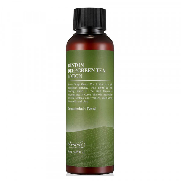 Deep Green Tea Lotion