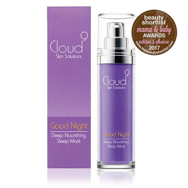 Deep Nourishing Sleep Mask - Gesichtsmaske Cloud 9 Skin Solutions