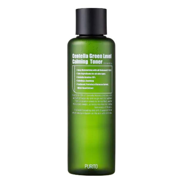 Centella Green Level Calming Toner | Purito
