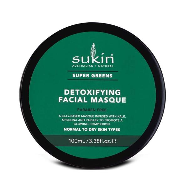Super Greens Detoxifying Clay Mask