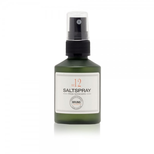 Nr. 12 Salt Spray Fresh Mandarin | BRUNS Products
