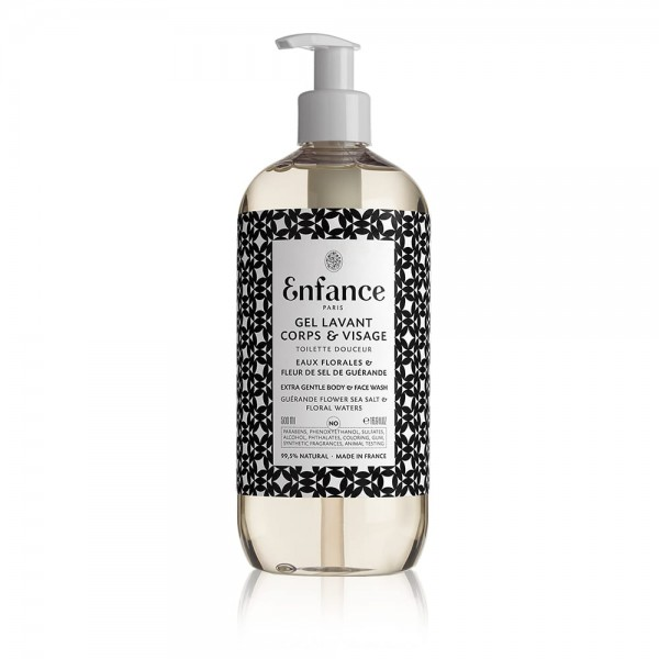 Extra Gentle Body Wash 500ml | Enfance Paris