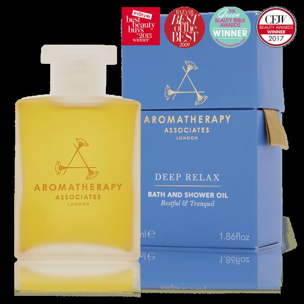 Bath & Shower Oil (Deep Relax) Aromatherapy Associates