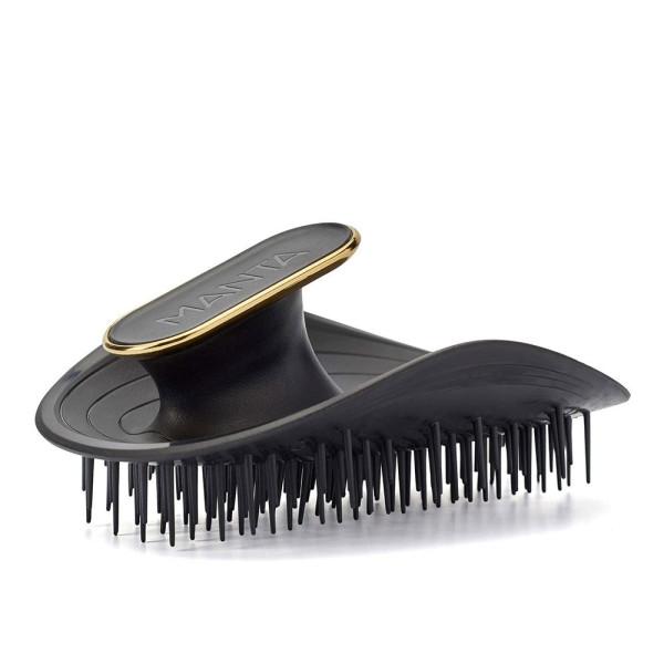 Manta Black | Manta Hair Brush