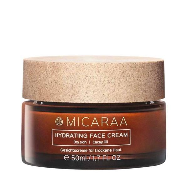 Hydrating Face Cream - Trockene und Sensible Haut | MICARAA