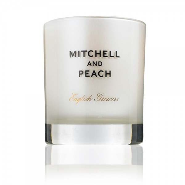 Flora No.1 Scented Candle I Mitchell and Peach | Look Beautiful Products