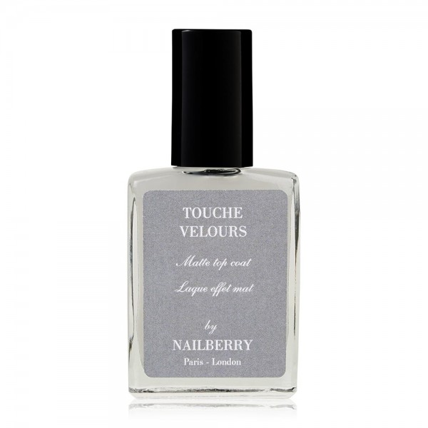 Touche Velours Matte Top Coat | Nailberry