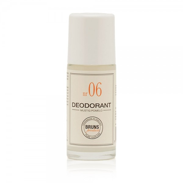 Nr. 06 Rich Pomelo Deodorant | BRUNS Products