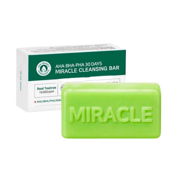 AHA BHA Miracle Acne Cleansing Bar