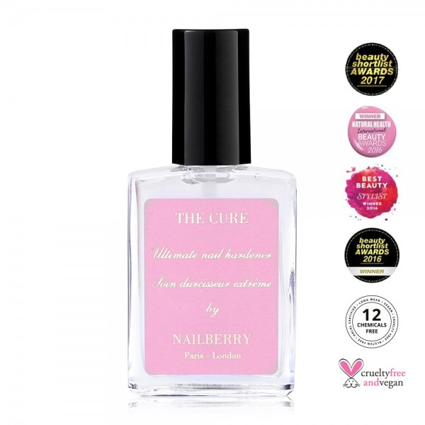 The Cure Ultimate | Nailberry | Look Beautiful Products