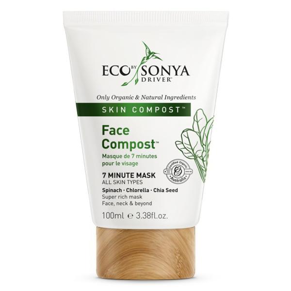 Face Compost® 7 Minuten Maske