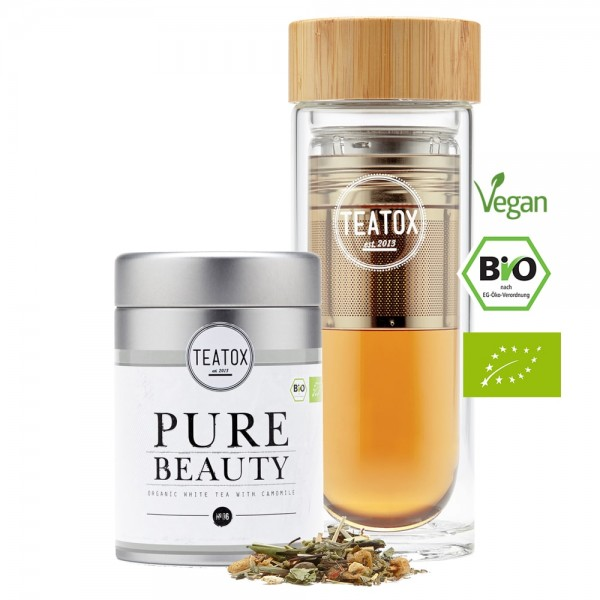Pure Beauty Tee | Teatox | Look Beautiful Products