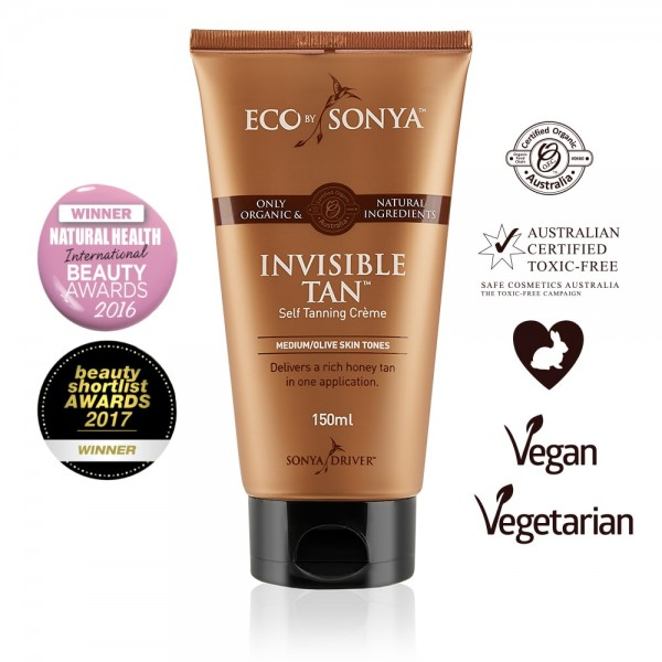 Invisible Tan | Eco By Sonya