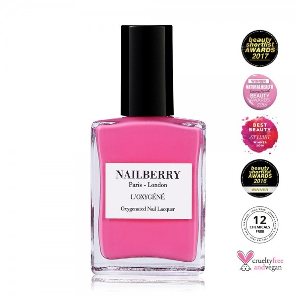 Pink Tulip | Nailberry | Look Beautiful Products