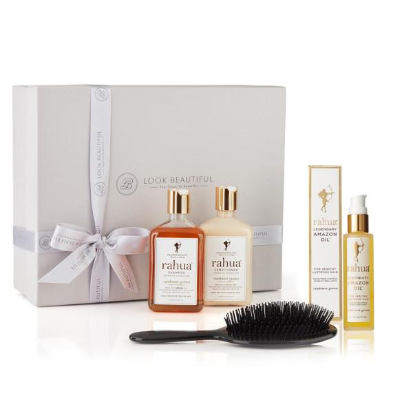 Natural Classic Hair Sensation Set | Look Beautiful Products